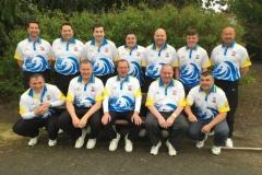 ELBA Division 1 Winners 2017 - Cockenzie & Port Seton BC